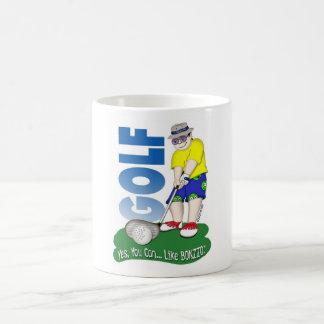 Taza básica del golf de BONZZO