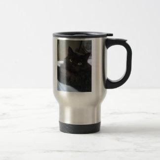 Taza: Bentley el gato Taza De Viaje
