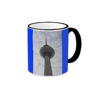 Taza berlineses Fernsehturm