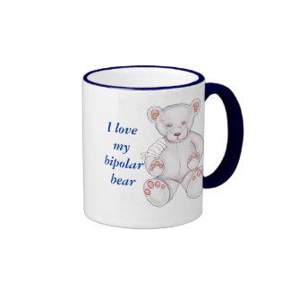 taza bipolar del oso