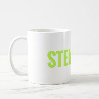 Taza blanca clásica de STEMinist