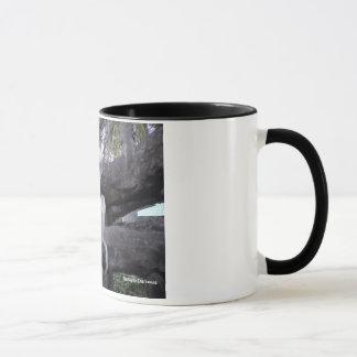 taza Blanco-dada del Gibbon