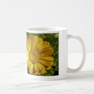 "Taza ""Blossom"" amarillo"