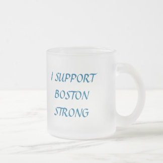 TAZA: BOSTON FUERTE TAZA DE CRISTAL
