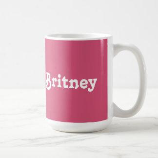 Taza Britney