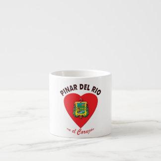 Taza Café Cubano Expreso - Pinar del Rio 4 de Cora Tazitas Espresso