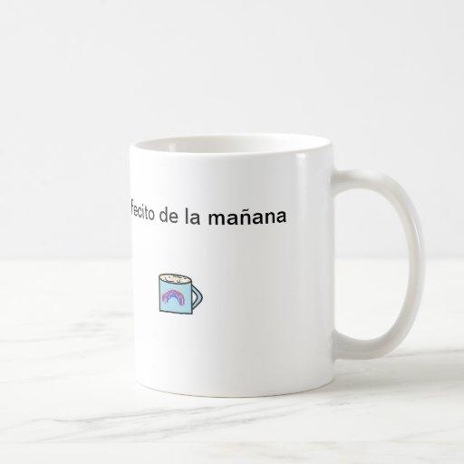 taza cafecito de la mañana