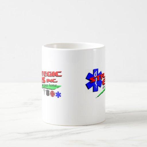 Taza caliente de la bebida Strategic el EMS Inc.