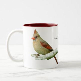Taza cardinal septentrional