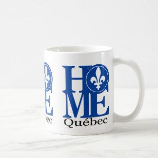 Taza CASERA de Quebec 11oz