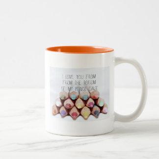 Taza… Caso de lápiz