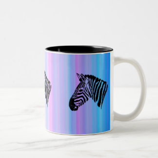 taza cebra. tazas de café