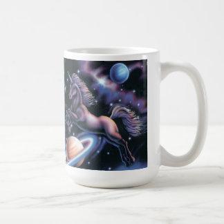 Taza celestial del unicornio