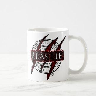 Taza certificada Beastie de Beastie del equipo
