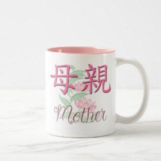 Taza (china) de la madre