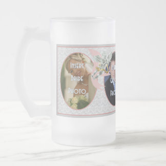 Taza clásica del regalo del vidrio esmerilado de l