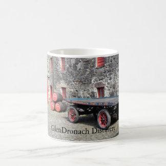 Taza clásica - destilería de GlenDronach