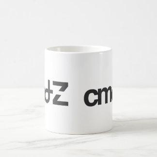 Taza cmd Z Coffee Mug
