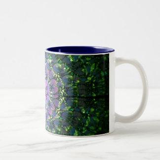 Taza colorida #2 del caleidoscopio