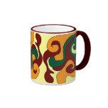 taza colorida por DSM