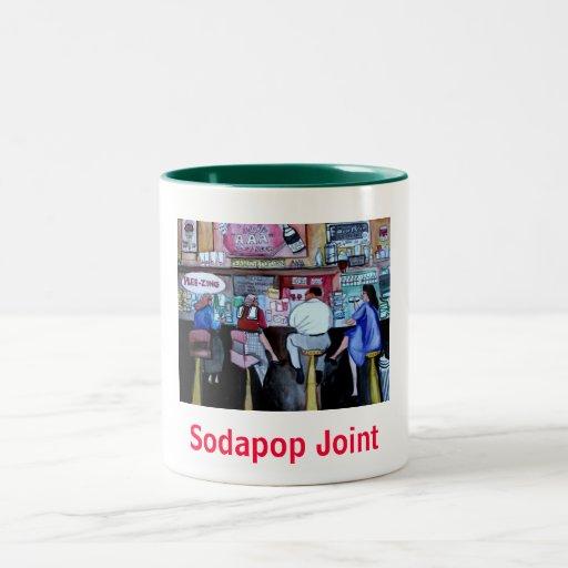 Taza común de Sodapop