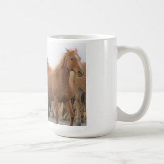 Taza con imagen del caballo