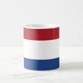 Taza con la bandera de Países Bajos