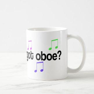 Taza conseguida de Oboe