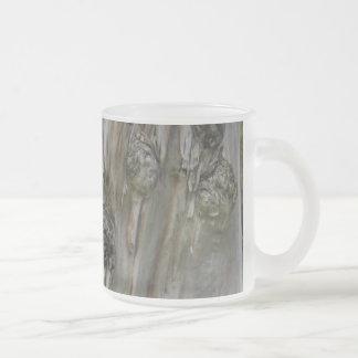 Taza - corteza del eucalipto