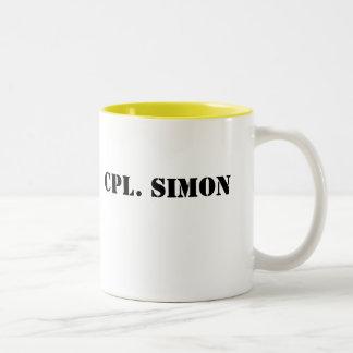 Taza Cpl Simon