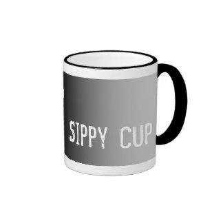 Taza - crecida taza de Sippy