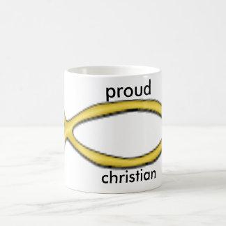 taza cristiana