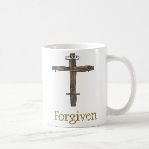Taza cristiana perdonada