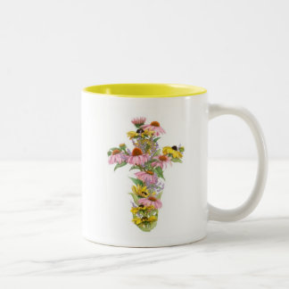Taza cruzada - Cornflower