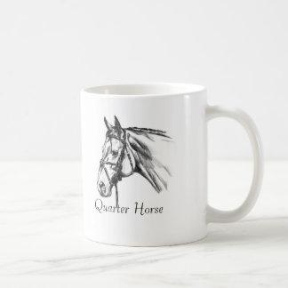 Taza cuarta del caballo
