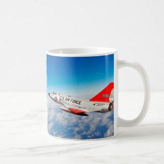 """Taza """"dardo del arte de la aviación del delta de"""