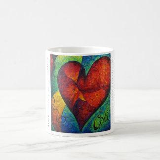 taza de 11 onzas/confesiones de un corazón