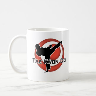 Taza de 208 el Taekwondo