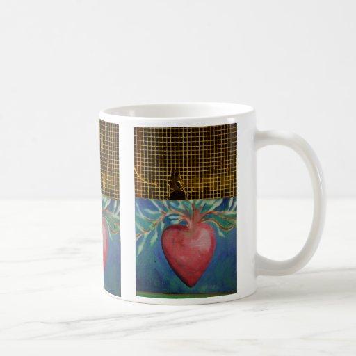 taza de 3 corazones