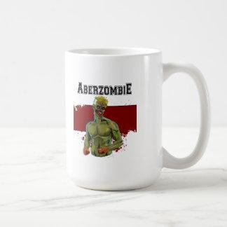 Taza de Aberzombie