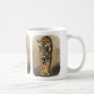 Taza de acecho de la tigresa