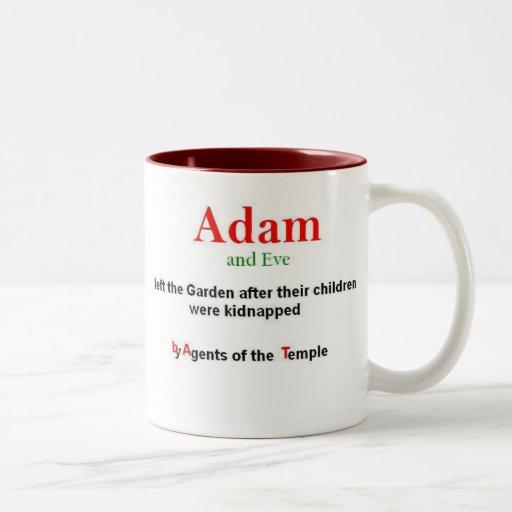 Taza de Adán