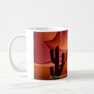 Taza de Albuquerque, New México