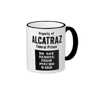 Taza de Alcatraz