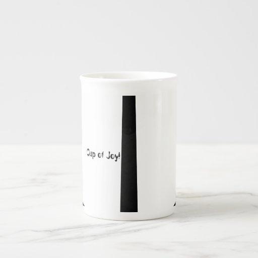 ¡Taza de alegría! Taza De Porcelana