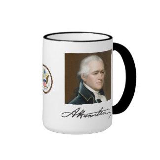 Taza de Alexander Hamilton*