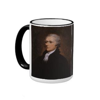 Taza de Alexander Hamilton