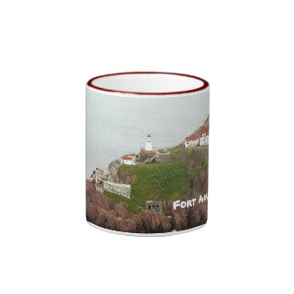Taza de Amherst del fuerte