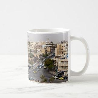 Taza de Amman Jordania