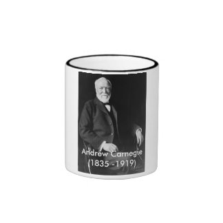 Taza de Andrew Carnegie